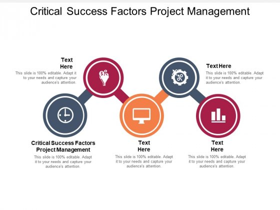 Critical Success Factors Project Management Ppt PowerPoint Presentation Model Example Introduction Cpb Pdf
