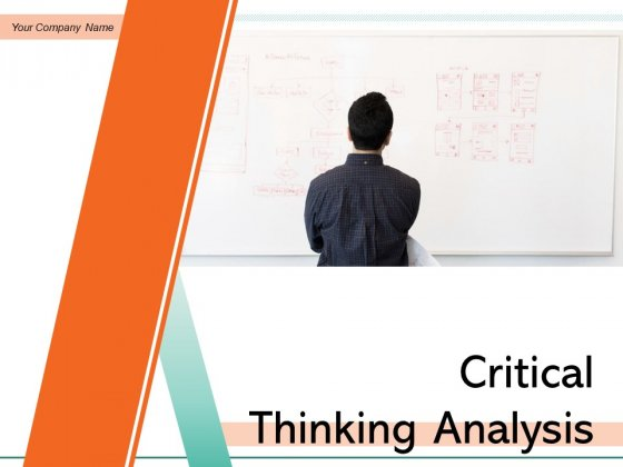 Critical Thinking Analysis Project Icon Ppt PowerPoint Presentation Complete Deck