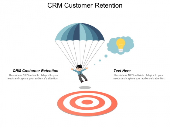 Crm Customer Retention Ppt PowerPoint Presentation File Background Image