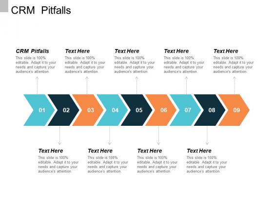 Crm Pitfalls Ppt PowerPoint Presentation Professional Visuals Cpb