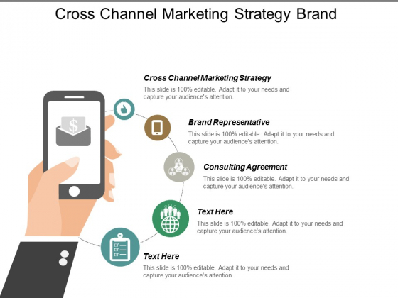 Cross Channel Marketing Strategy Brand Representative Consulting Agreement Ppt PowerPoint Presentation Ideas Clipart Images