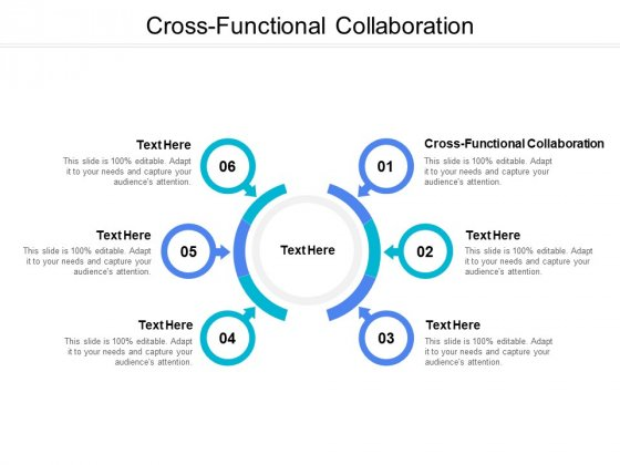 Cross Functional Collaboration Ppt PowerPoint Presentation Show Examples Cpb