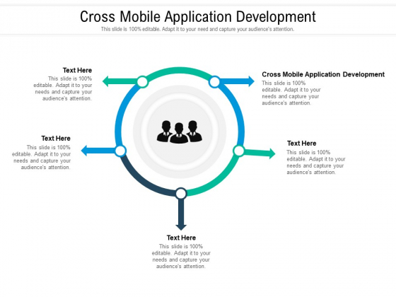 Cross Mobile Application Development Ppt PowerPoint Presentation Template Cpb Pdf
