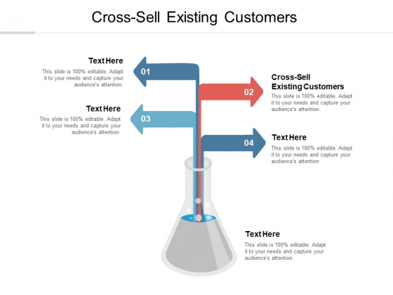 Cross Sell Existing Customers Ppt PowerPoint Presentation Slides Ideas Cpb