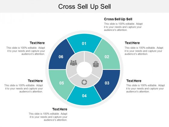 Cross Sell Up Sell Ppt PowerPoint Presentation Model Inspiration Cpb
