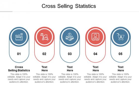 Cross Selling Statistics Ppt PowerPoint Presentation Icon Ideas Cpb