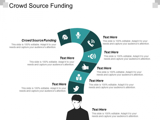 Crowd Source Funding Ppt PowerPoint Presentation Layouts Graphics Template Cpb