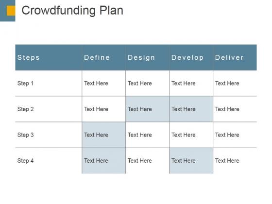 Crowdfunding Plan Ppt PowerPoint Presentation Infographics Background Designs