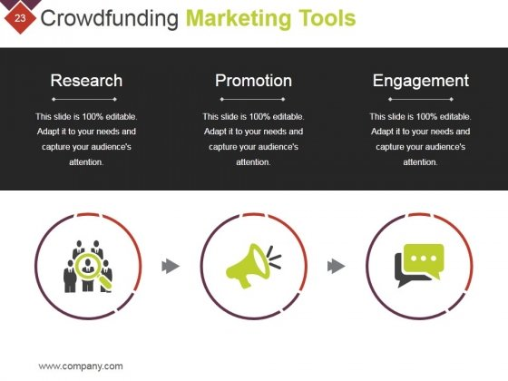 Crowdfunding_Technical_Strategies_And_Challenges_Ppt_PowerPoint_Presentation_Complete_Deck_With_Slides_Slide_23