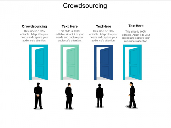 Crowdsourcing Ppt Powerpoint Presentation Professional Aids Cpb