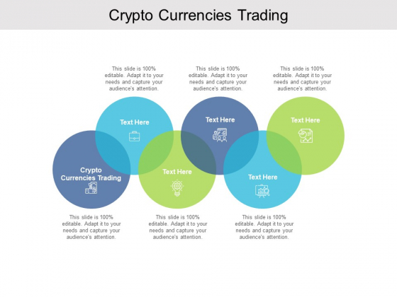 Crypto Currencies Trading Ppt PowerPoint Presentation Summary Deck Cpb