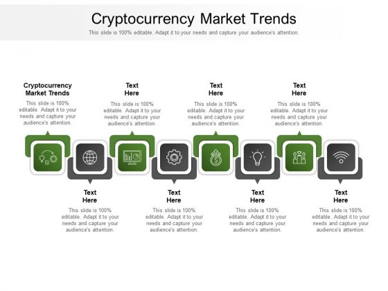 Cryptocurrency Market Trends Ppt PowerPoint Presentation Layouts Model Cpb Pdf