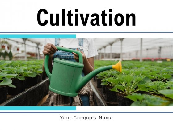 Cultivation Horticulture Research Ppt PowerPoint Presentation Complete Deck