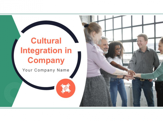 Cultural Integration In Company Ppt PowerPoint Presentation Complete Deck With Slides