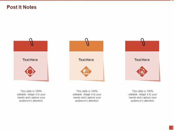 Cultural Intelligence Importance Workplace Productivity Post It Notes Infographics PDF