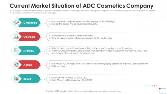 Current Market Situation Of ADC Cosmetics Company Rules PDF