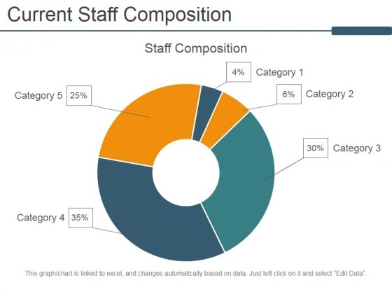 Current Staff Composition Ppt PowerPoint Presentation Gallery Information