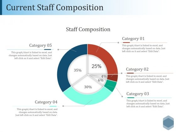 Current Staff Composition Ppt PowerPoint Presentation Infographics Design Inspiration
