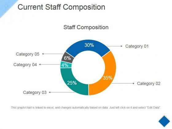 Current Staff Composition Ppt PowerPoint Presentation Outline Example File