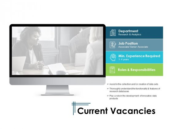 Current Vacancies Ppt PowerPoint Presentation Gallery Background Images