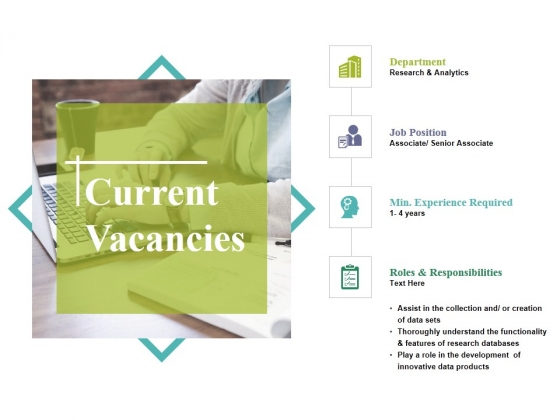 Current Vacancies Ppt PowerPoint Presentation Styles Clipart