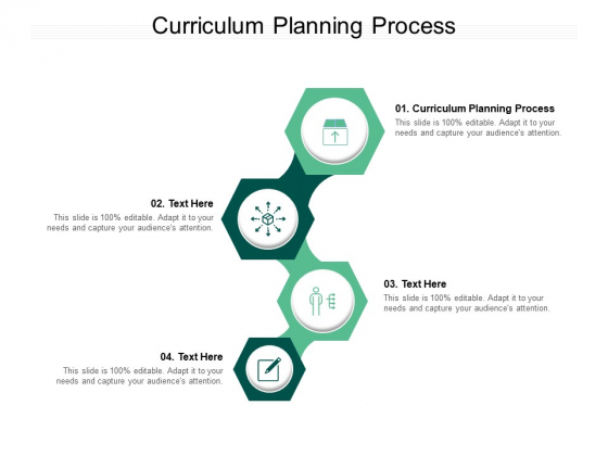 Curriculum Planning Process Ppt PowerPoint Presentation Summary Show Cpb Pdf