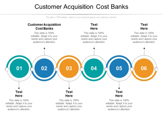 Customer Acquisition Cost Banks Ppt PowerPoint Presentation Infographics Professional Cpb Pdf