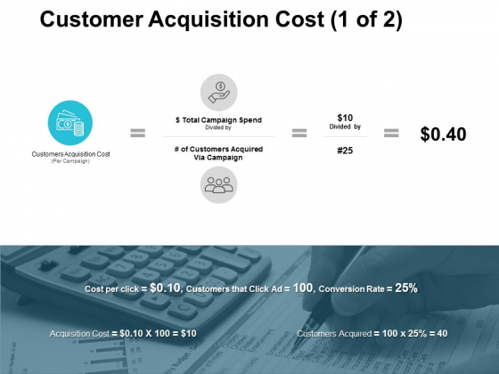 Customer Acquisition Cost Management Ppt PowerPoint Presentation Outline Graphics