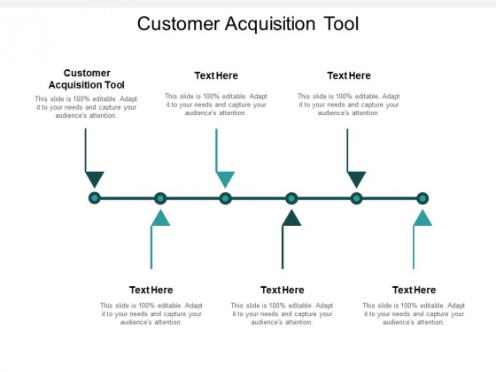 Customer Acquisition Tool Ppt PowerPoint Presentation Styles Graphics Tutorials Cpb