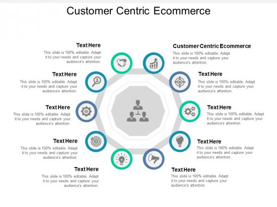 Customer Centric Ecommerce Ppt PowerPoint Presentation Slides Demonstration