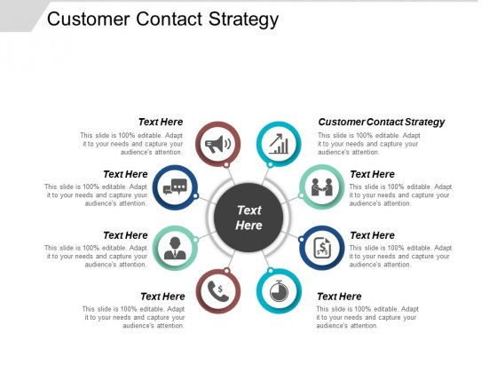 Customer Contact Strategy Ppt PowerPoint Presentation Professional Rules Cpb