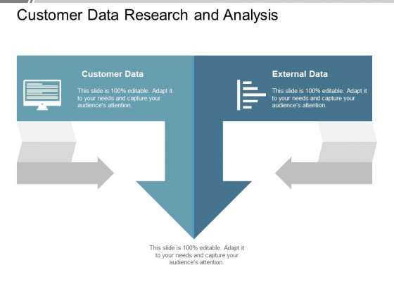 Customer Data Research And Analysis Ppt PowerPoint Presentation Portfolio Designs Download