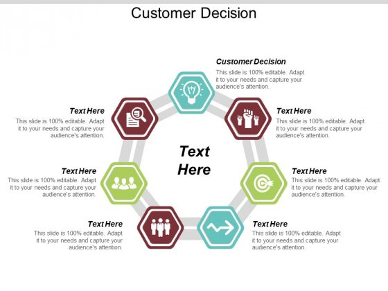 Customer Decision Ppt PowerPoint Presentation Infographics Sample Cpb