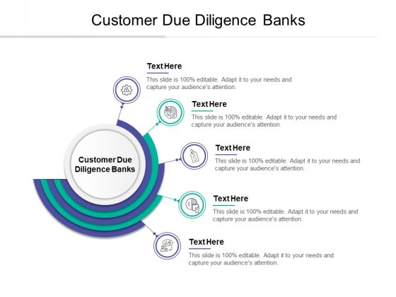 Customer Due Diligence Banks Ppt PowerPoint Presentation Model Templates Cpb