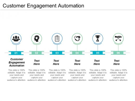 Customer Engagement Automation Ppt PowerPoint Presentation Professional Slide Download Cpb