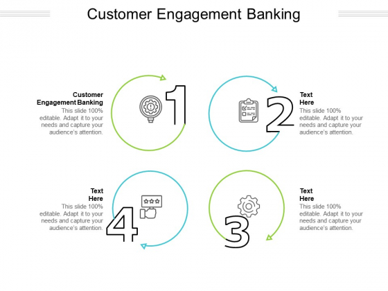 Customer Engagement Banking Ppt PowerPoint Presentation Infographic Template Inspiration Cpb Pdf