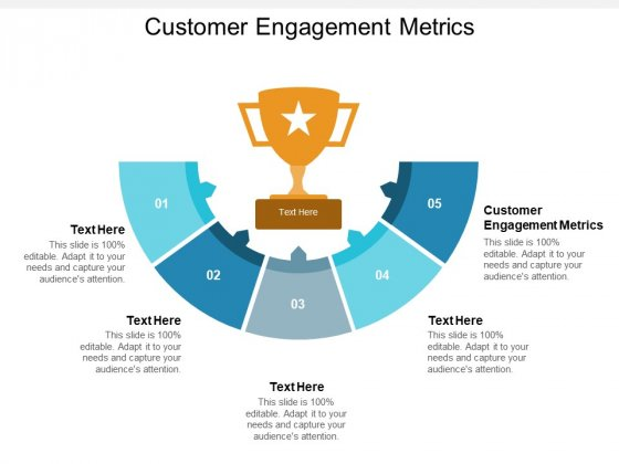 Customer Engagement Metrics Ppt PowerPoint Presentation Infographics Model Cpb
