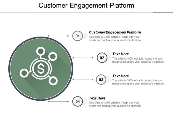 Customer Engagement Platform Ppt PowerPoint Presentation Professional Slide Download Cpb