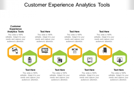 Customer Experience Analytics Tools Ppt PowerPoint Presentation File Demonstration Cpb Pdf