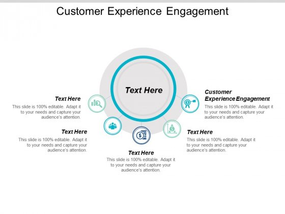 Customer Experience Engagement Ppt PowerPoint Presentation Visual Aids Styles Cpb