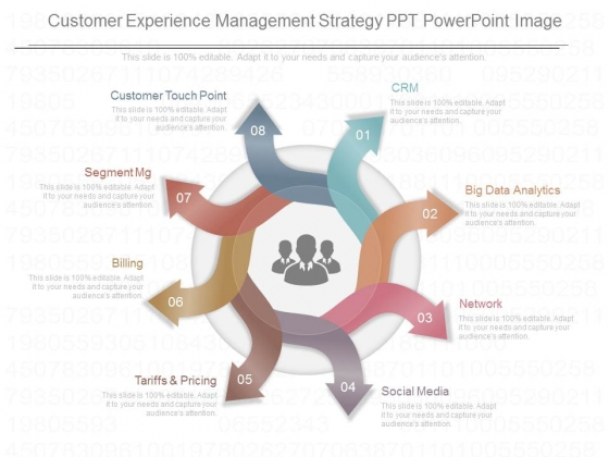 Customer Experience Management Strategy Ppt Powerpoint Image