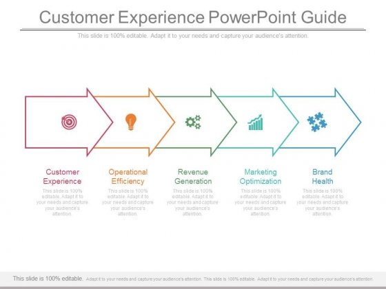 Customer Experience Powerpoint Guide
