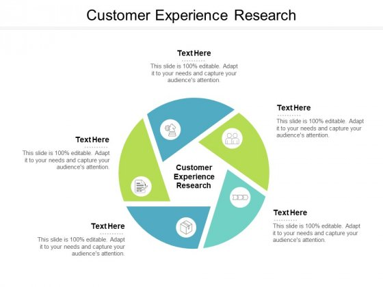 Customer Experience Research Ppt PowerPoint Presentation Icon Structure Cpb