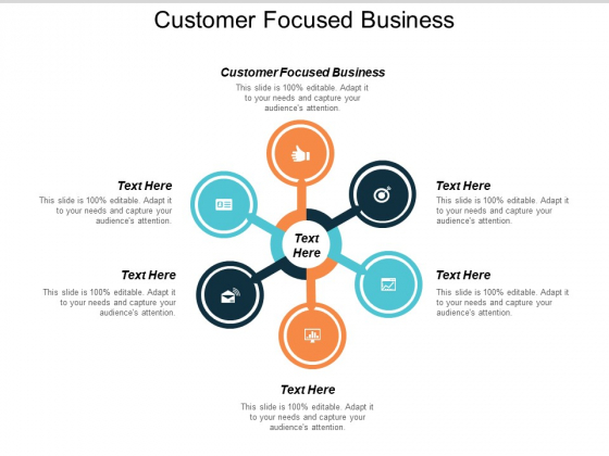 Customer Focused Business Ppt PowerPoint Presentation Styles Ideas Cpb