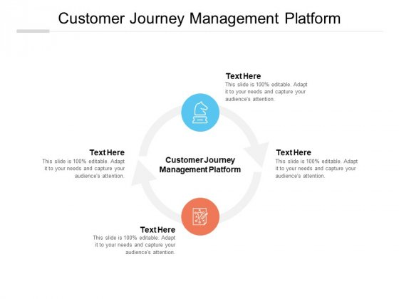 Customer Journey Management Platform Ppt PowerPoint Presentation Outline Layouts Cpb