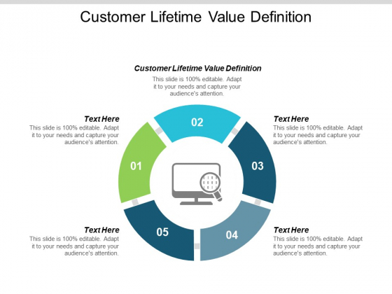 Customer Lifetime Value Definition Ppt PowerPoint Presentation Outline Display Cpb