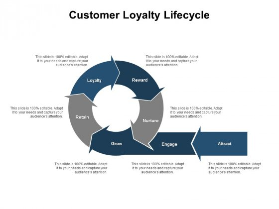 Customer Loyalty Lifecycle Ppt PowerPoint Presentation Professional Guide
