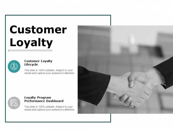 Customer Loyalty Management Ppt PowerPoint Presentation Icon Graphics Design