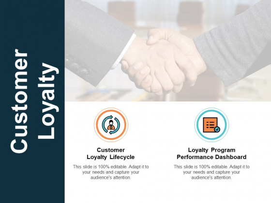 Customer Loyalty Ppt PowerPoint Presentation Show Visual Aids