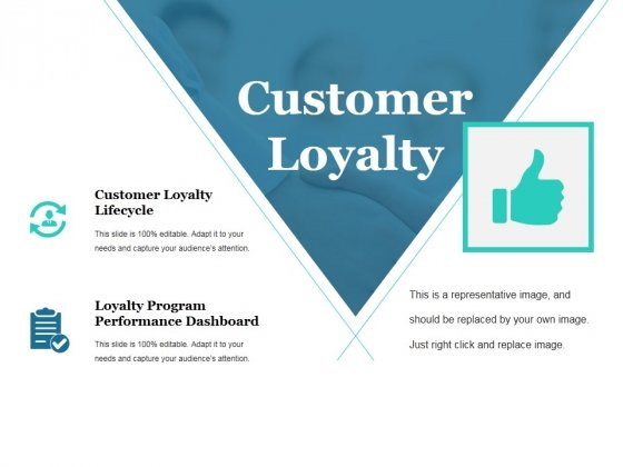 Customer Loyalty Template 1 Ppt PowerPoint Presentation File Influencers